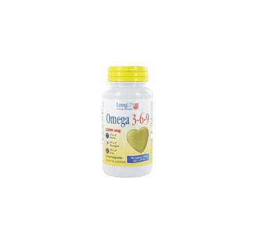 Omega 3-6-9 50 perle fotoprotette