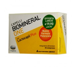 Biomineral One Capelli 30 compresse
