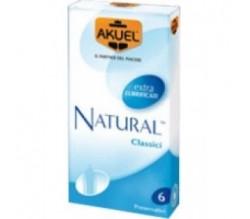 Akuel® Natural 6 pezzi
