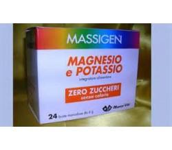 Magnesio e Potassio Zero Zuccheri 24 buste