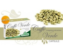 Caffè Verde 30 capsule vegetali