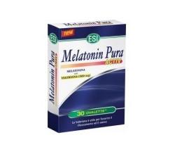 Melatonina Pura Activ 30 ovalette