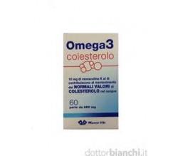 Omega3 Colesterolo 60 perle