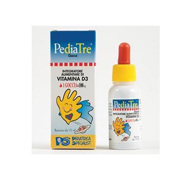 PediaTre Gocce 15 ml