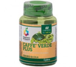 Caffè Verde Plus 60 cpr da 1000mg