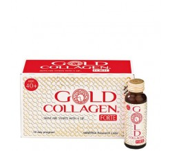 Gold Collagen® Forte 10 bottiglie da 50ml