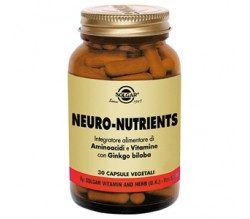 Neuro Nutrients 30 capsule vegetali