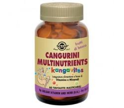 Cangurini Multinutrients masticabili