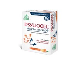 Psyllogel® Megafermenti 24 12 bustine gusto ace