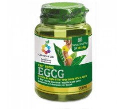 Thè Verde EGCG 60 capsule vegetali da 551mg
