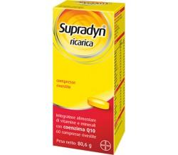 Supradyn® ricarica 60 compresse rivestite
