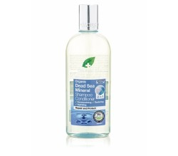 dr Organic Sali del Mar Morto Shampoo e Conditioner