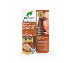 dr. Organic Argan Oil Pure Oil 100%