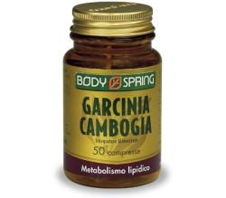 Body Spring Gargina Cambogia 50 compresse