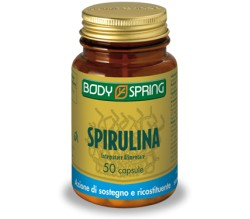 Spirulina 50 capsule