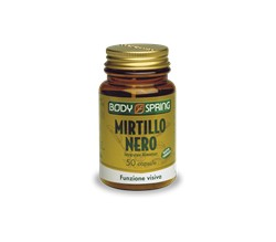 Mirtillo Nero 50 capsule