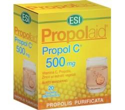 Propol C 500mg 20 Tavolette Effervescenti