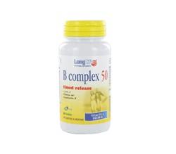 B Complex 50 ad alto dosaggio 60 tavolette