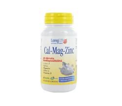 Cal-Mag-Zinc ad elevata biodisponibilità 60 tavolette