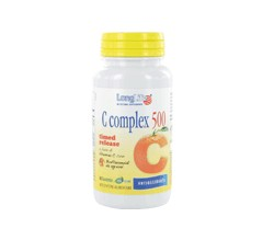 C Complex 500 a rilascio graduale 500 mg