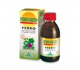 FERROGREEN PLUS Sciroppo 170 ML