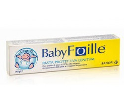 BABY FOILLE Pasta Lenitiva 145 g.
