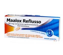 MAALOX REFLUSSO 14 compresse