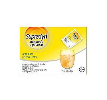 SUPRADYN® GRANULATO 14 bustine