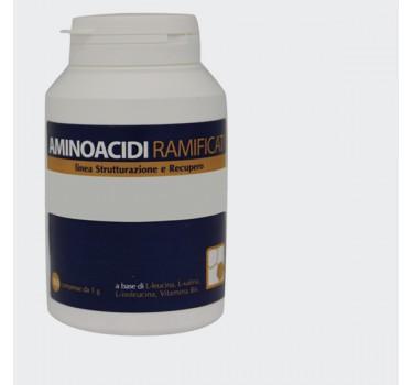 AMINOACIDI RAMIFICATI 100 compresse da 1 gr.