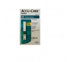 ACCU-CHECK® ACTIVE 50 pezzi